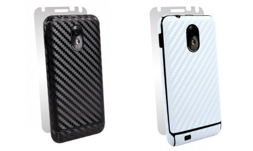 Android Carbon Fiber Skin
