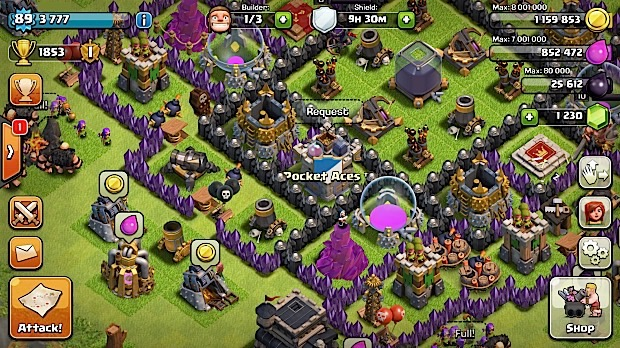 There is a right time to upgrade your Clash of Clans town hall.