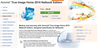 Complete hard disk recovery solution, backup, drive copy, clone and image computer software