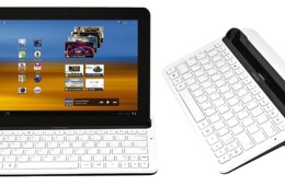 Samsung Galaxy Tab 10.1 Keyboard Dock Accessory