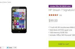 HP Stream 7