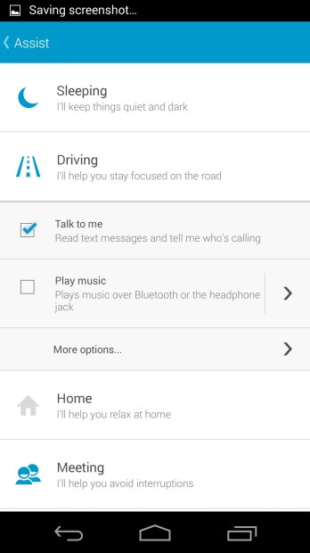 How to Auto Play Music on the  Moto X 2014 With Moto Assist (7)