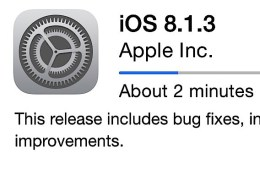 How to Install the iOS 8.1.3 Update - 6