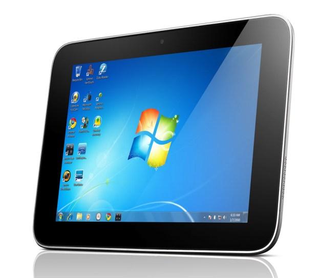 IdeaPad P1 Windows 7 Tablet PC
