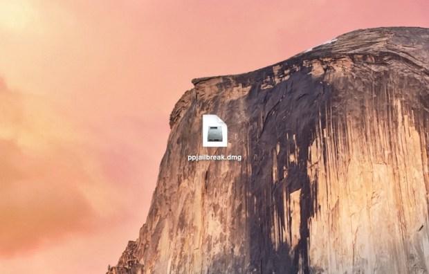 Jailbreak iOS 8.1.2 on Mac OS X - 7