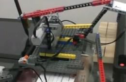 LegoRobot