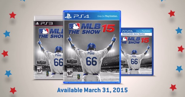 Check out these new MLB 15 The Show features.