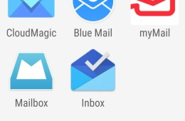 Mail-apps