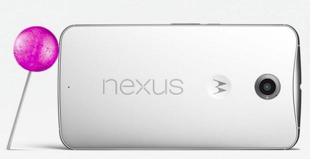 The Nexus 6 release date arrives in November.