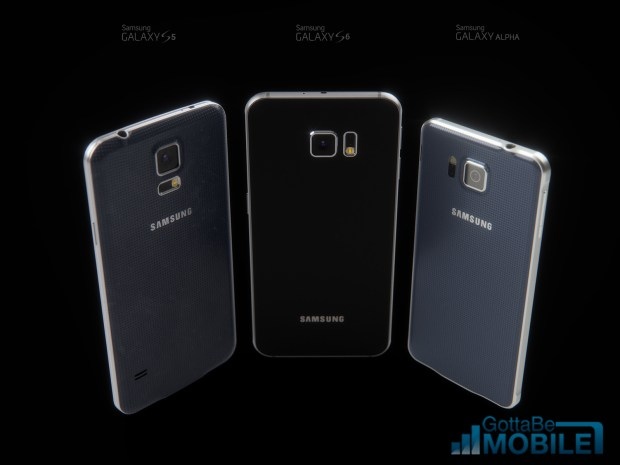 This new Galaxy S6 concept brings the latest Galaxy S6 rumors to life.