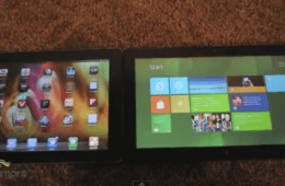 ipad 2 vs. Windows 8
