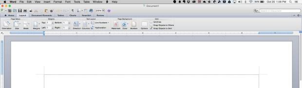 microsoft office 2011 for mac ribbon