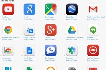 Google-iphone-apps