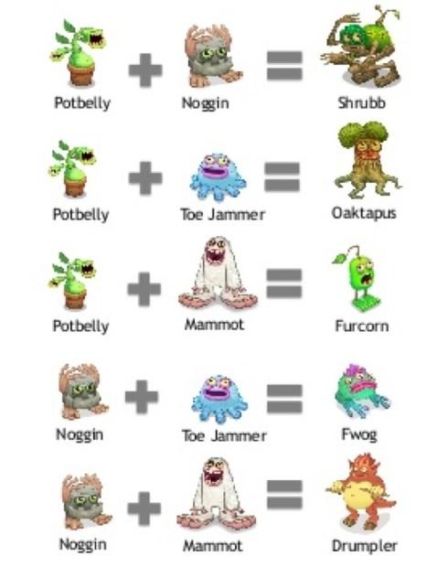 guide my singing monsters