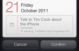 Siri Location Based Reminders