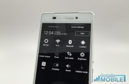 Sony Xperia Z3v Review - 6
