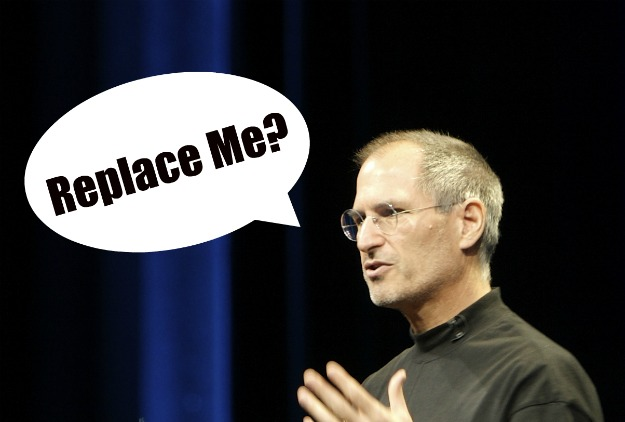 Steve Jobs Replacement