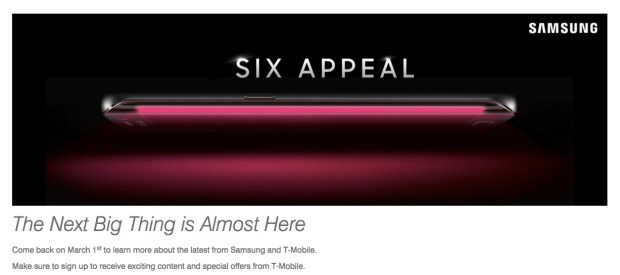 The T-Mobile Galaxy S6 release is confirmed.