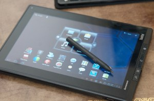 ThinkPad Android Tablet with Pen