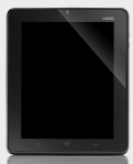 Vizio Android Tablet portrait