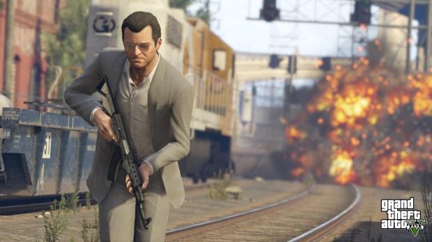 Xbox One & PS4 GTA 5 Screenshots