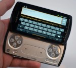 Xperia Play keyboard