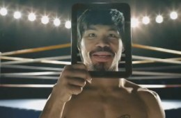 YouTube - Manny Pacquiao HP TouchPad with WebOS Commercial