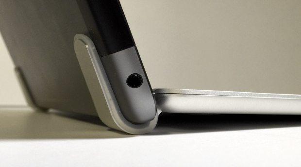 brydgeair keyboard hinge back
