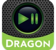 Dragon Recorder iOS App Icon