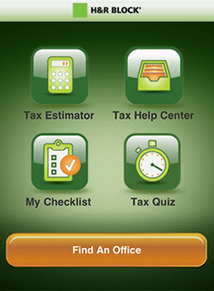 H & R Block Tax Central
