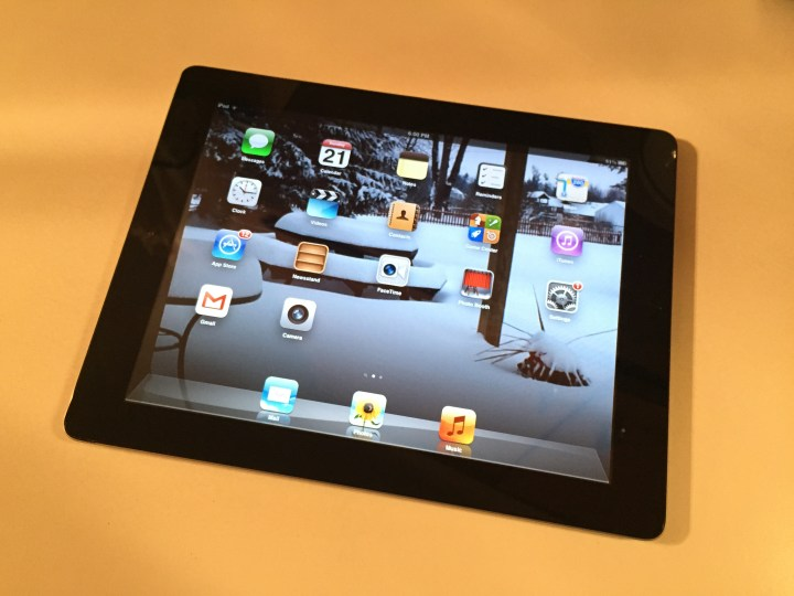 Like new after a fast, affordable iPad screen repair.