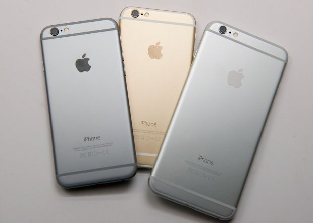 iPhone 6 Review - Colors