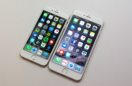 We expect an iPhone 6s and iPhone 6s Plus in 2015.