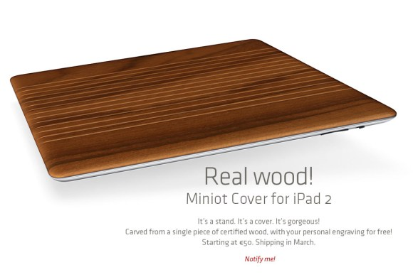 Miniot iPad 2 Case