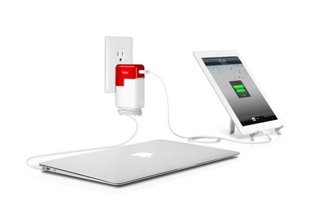 plug bug Macbook and iPad charger