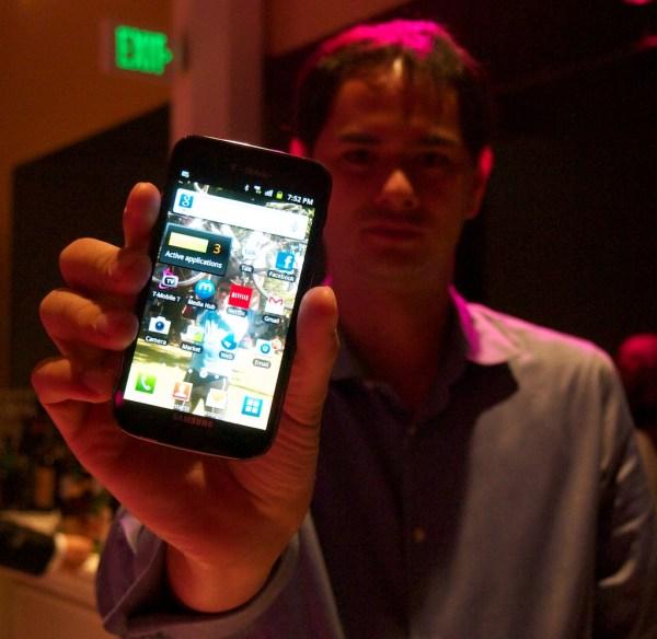 Samsung galaxy sII t mobile 1 616x600