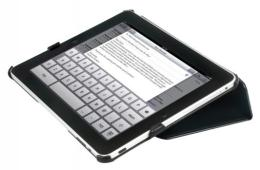 scosche folio p2 carbon fiber folio case for iPad 2