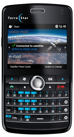 TerreStar GENUS Windows Satellite Phone