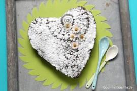 Mohn-Orangen-Brownies #rezept #gourmetguerilla