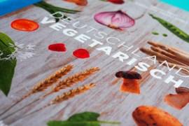 Deutschland vegetarisch Kochbuch #gourmetguerilla #kochbuchbesprechung