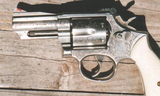 Smith & Wesson Model 66-4