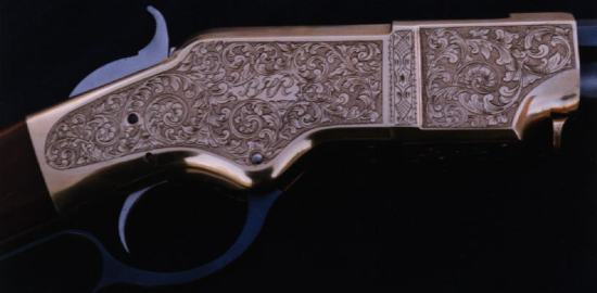 Military Henry Rifle