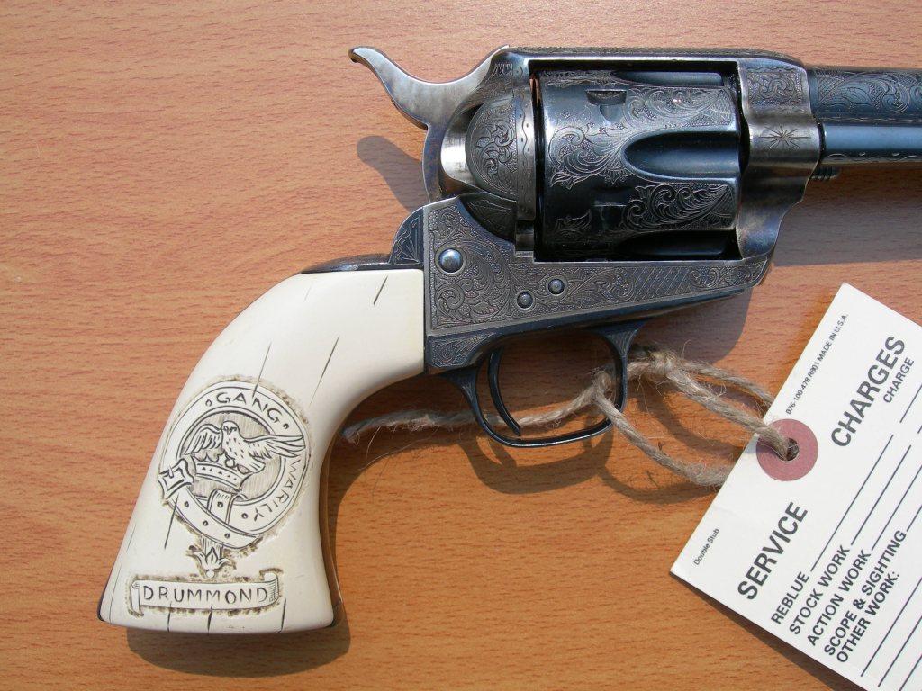 Cimarron - Colt SAA Copy
