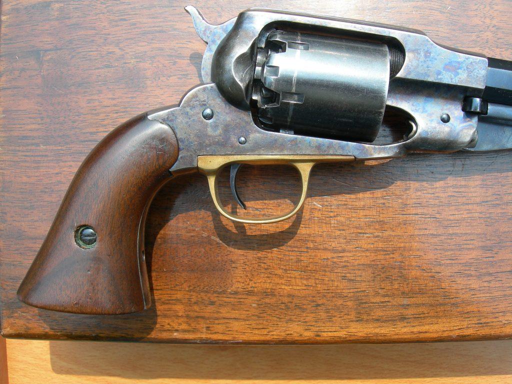 Close Up - Remington New Model Army