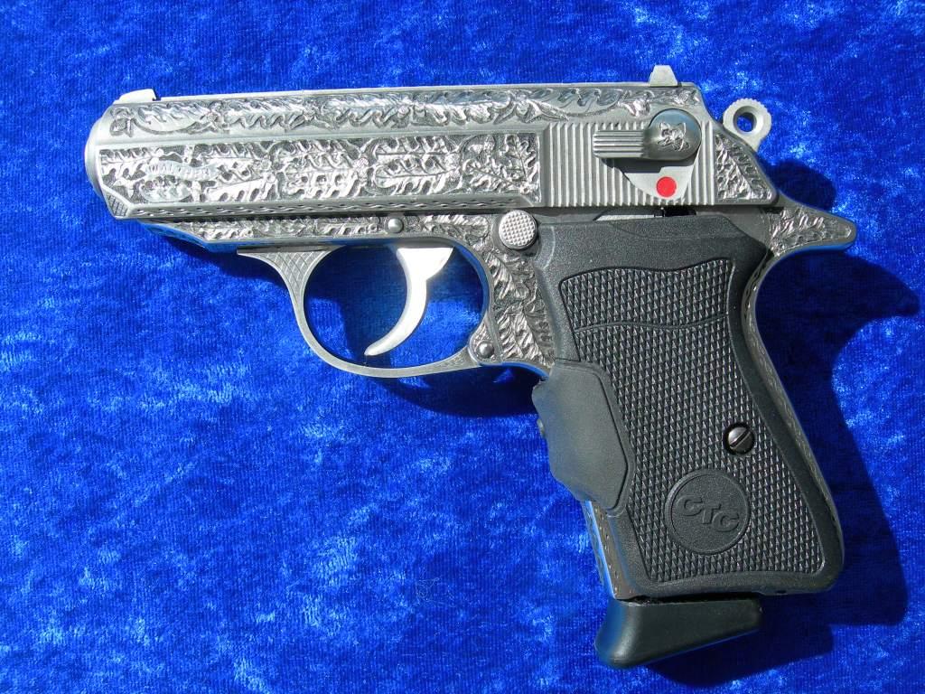 PPKS, a classic German pistol