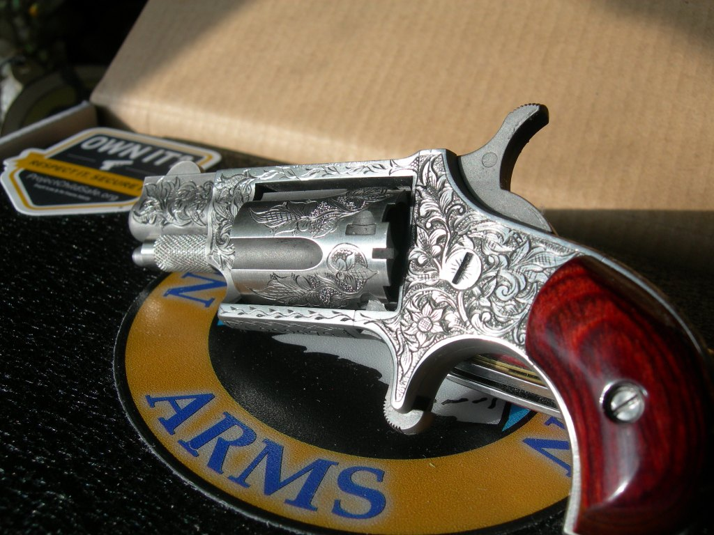 N. American Arms .22 Long Rifle Mini Revolver