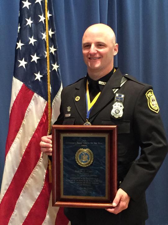 Governor Cuomo Recognizes Johnson City Patrolman as New York State\u0027s - Nys University Police