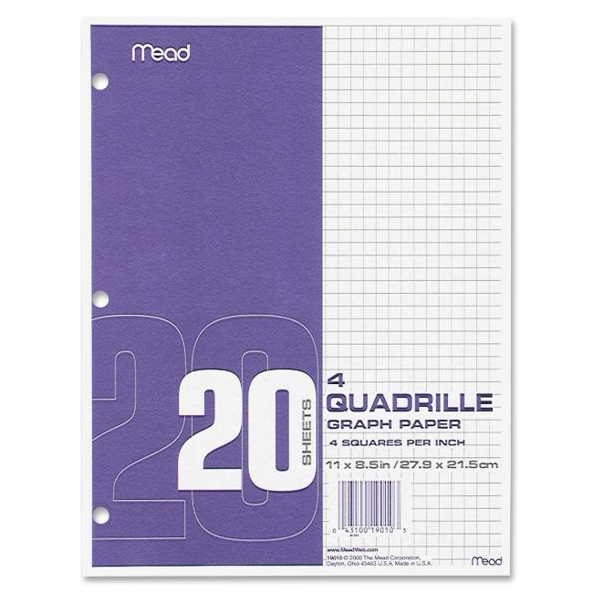 quadrille graph paper notebook