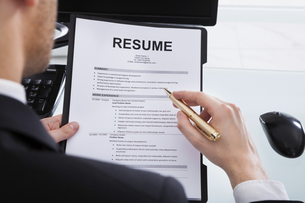 Get Your Resume Government- Ready » Posts GovLoop