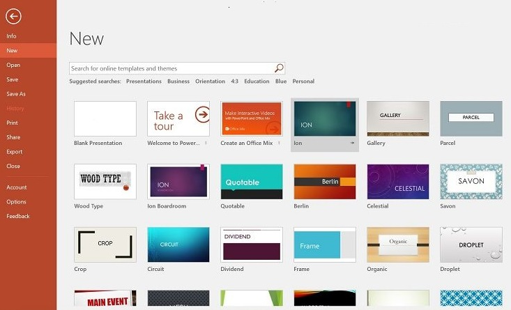 powerpoint-presentation-gallery » Media GovLoop